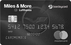lufthansa miles more mastercard