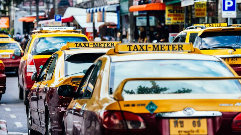 Meter Taxi Reduce Risk