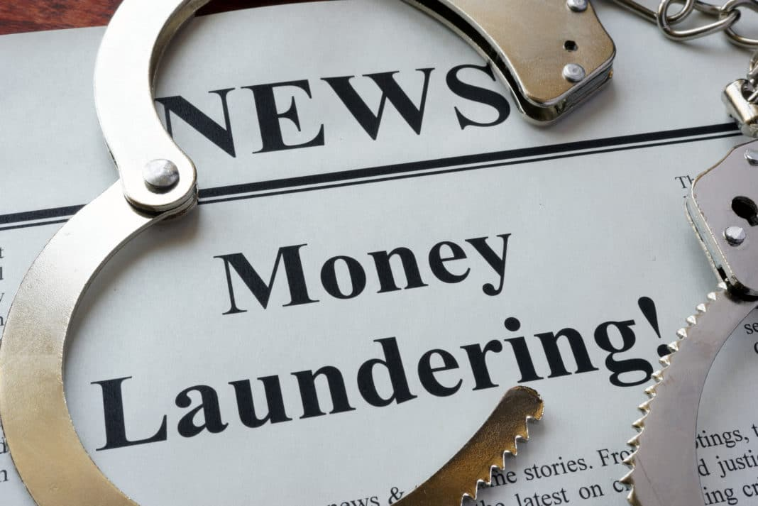 investigation of money laundering methods through cryptocurrency