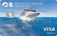 princess cruises rewards visa card