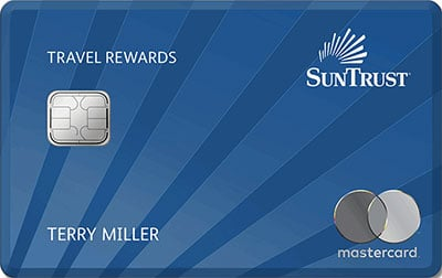 suntrust travel rewards credit card