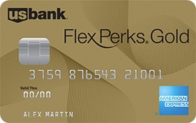 us bank flexperks gold card