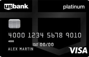 us bank platinum visa card