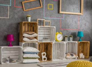Wooden Shipping Pallets Diy Projects