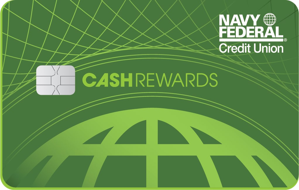 Navy Federal Credit Union Cashrewards Credit Card Review