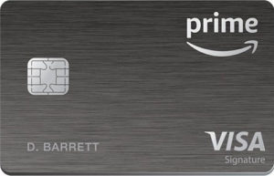 Amazon Prime Rewards Credit Card
