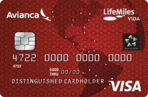 avianca vida visa card