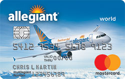 bank of america allegiant world mastercard