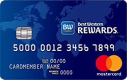 best western rewards mastercard