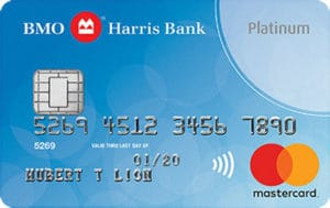 bmo harris bank platinum mastercard