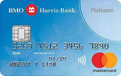 bmo harris bank platinum mastercard