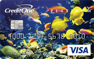 credit one bank unsecured platinum visa