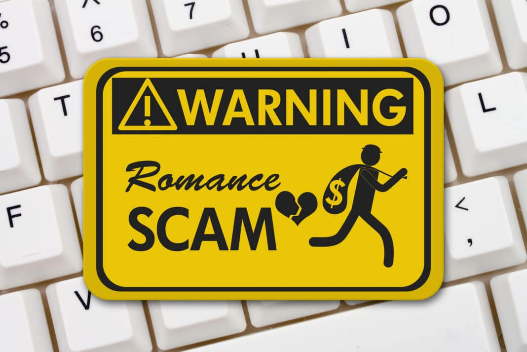 online dating scams british army