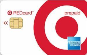 target prepaid redcard