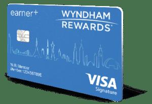 Wyndham Rewards Credit Card