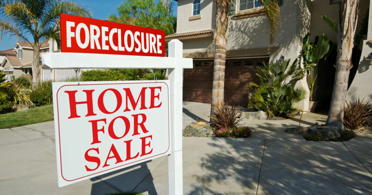 how to stop home foreclosure
