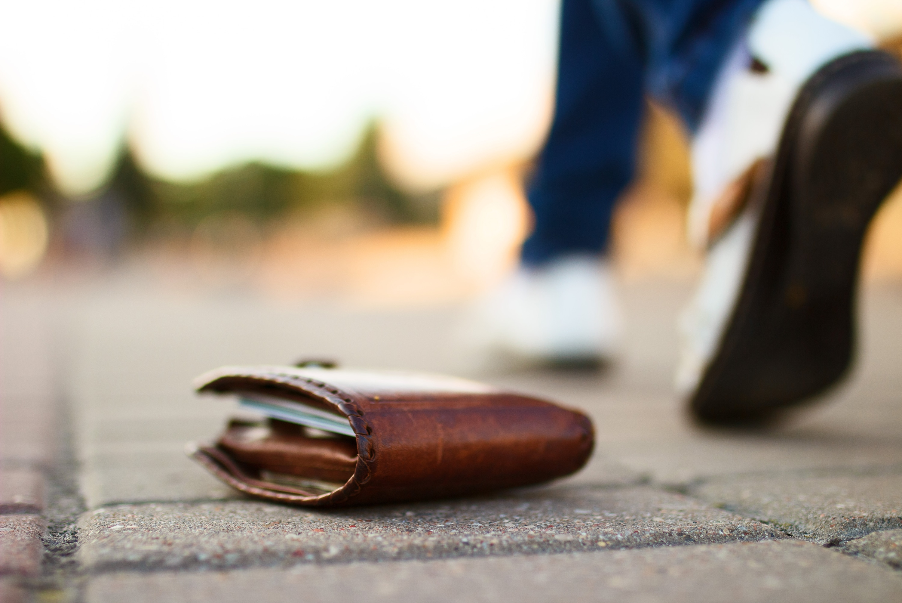 What to Do If Your Wallet or Purse Is Lost or Stolen