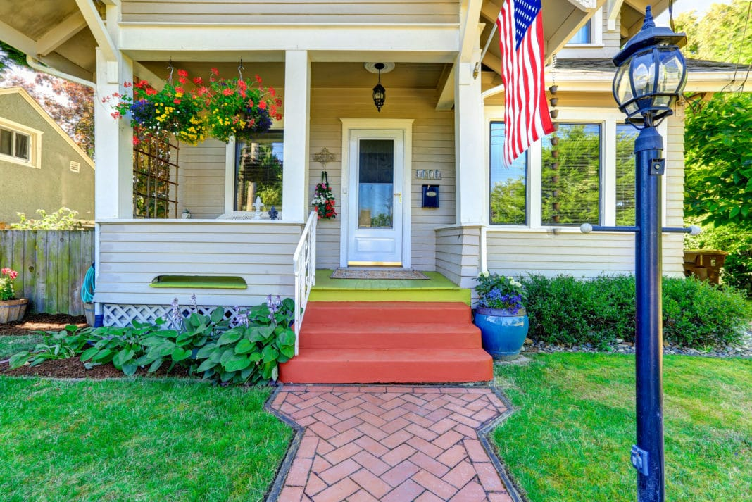 Increase Home Curb Appeal Ideas