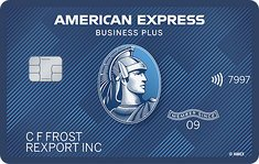 Blue Business Plus Credit Card American Express