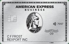 Business Platinum Card American Express