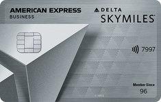 Delta Skymiles Platinum Business American Express Card