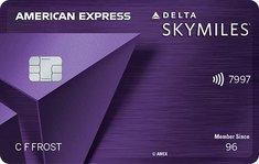 Delta Skymiles Reserve American Express