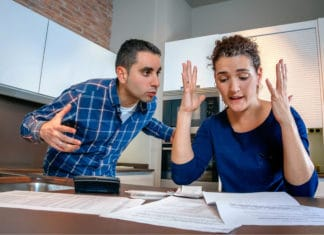 Lying Spouse Financial Infidelity Marriage