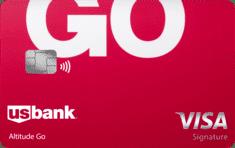 Us Bank Altitude Go Visa Signature