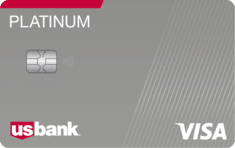Us Bank Visa Platinum Card