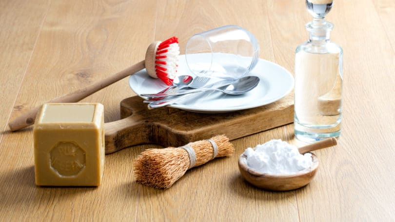Diy Safe Eco Friendly Dish Detergent Utensils