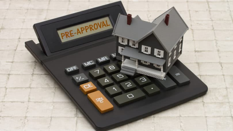 Pre Approval Calculator House