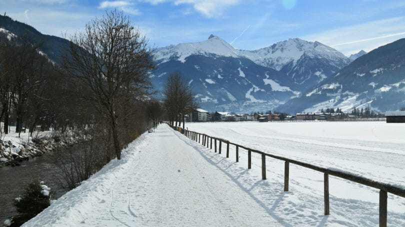 Ache Austria Snow Cross Country Ski
