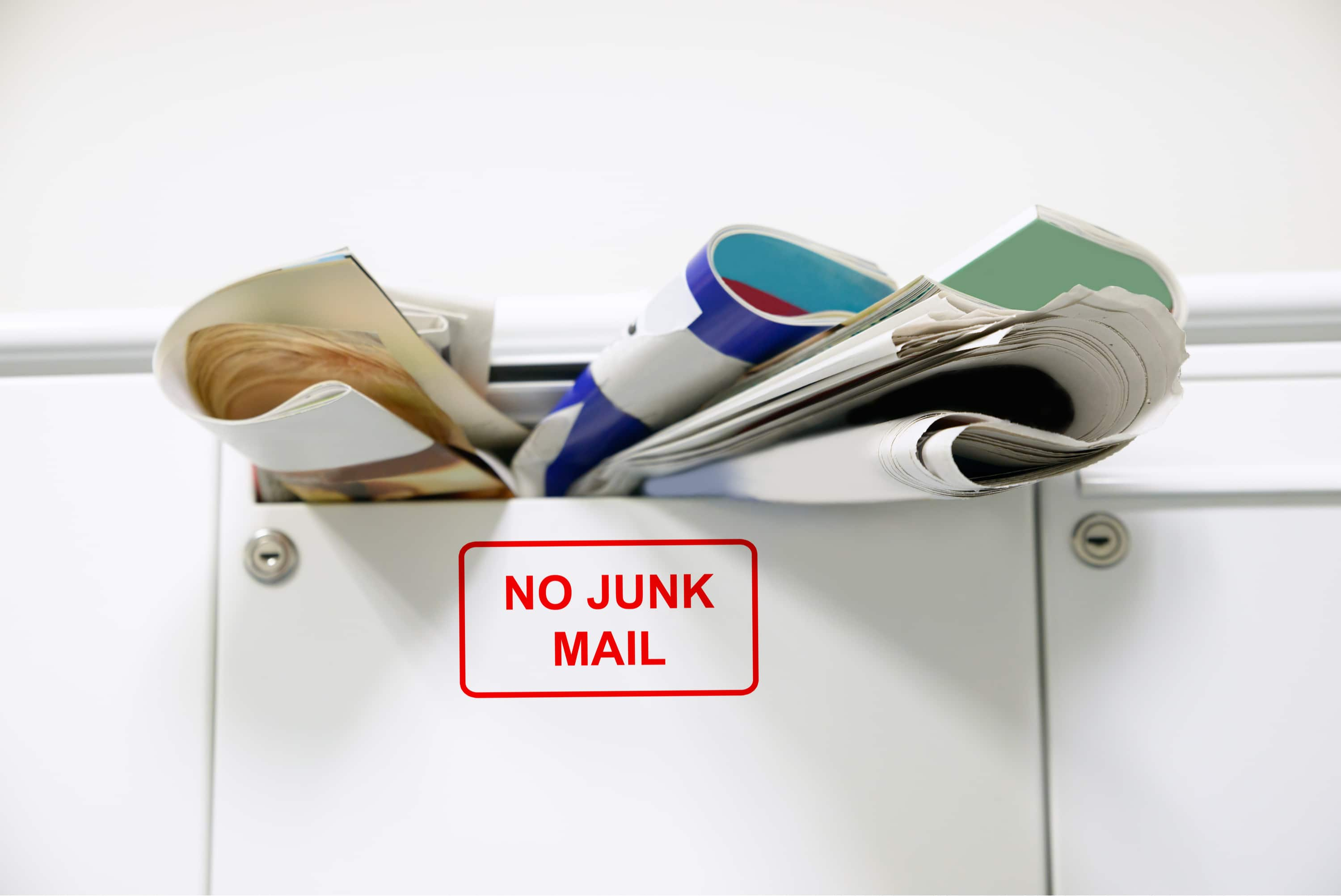 How to Get Less Junk Mail - 7 Things You Need to Do to Opt Out