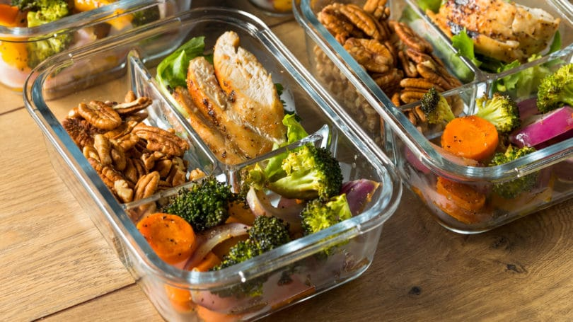 Cooking For Others Meal Prepping Tupperware
