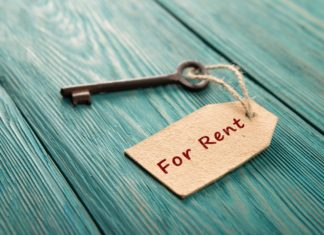 For Rent Key Table