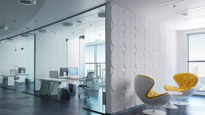 Office Space Interior Cost Architecture Open Space