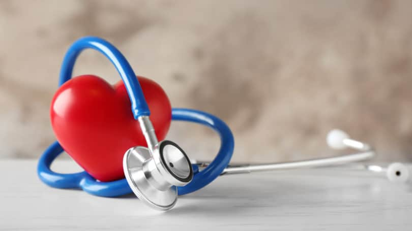 Stethoscope Heart Health Insurance Check Up