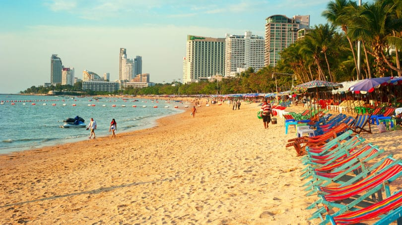 Beach Town Pattaya