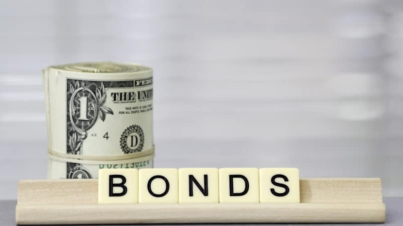 Bonds Funds Cash Scrabble Letters