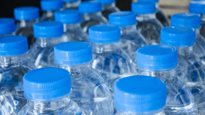 Bottled Water Budget