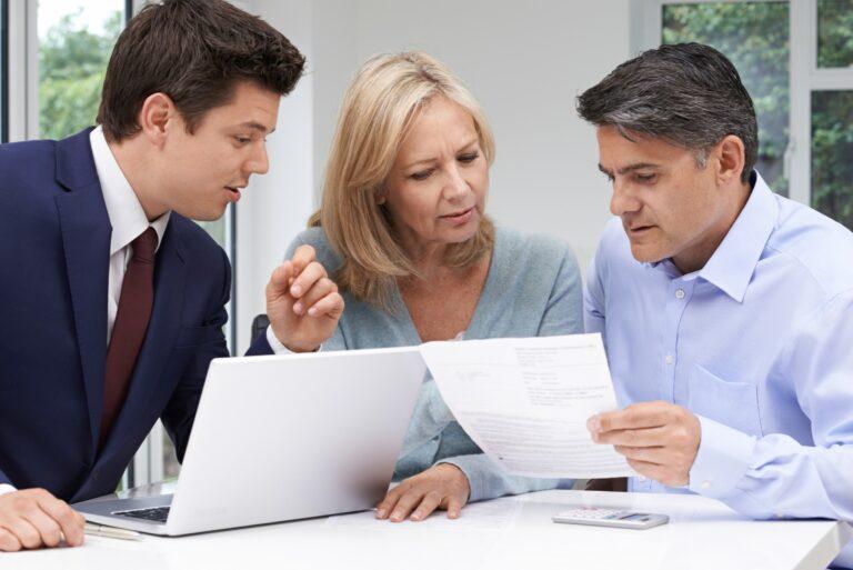 Choose Financial Advisor