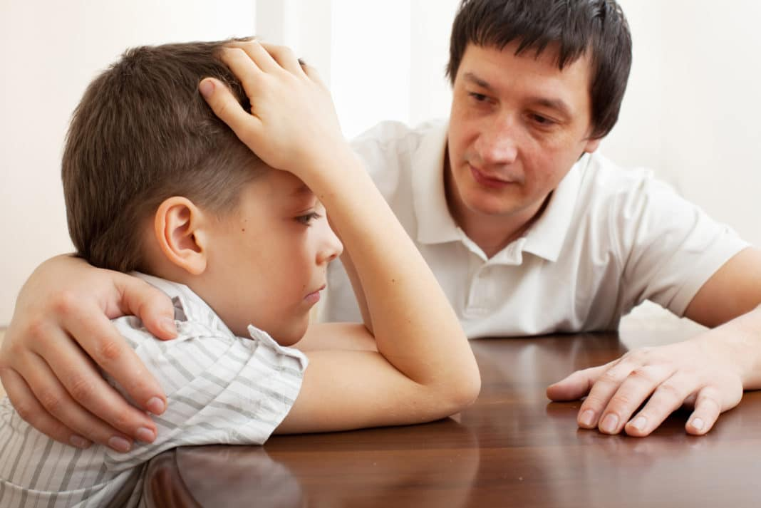 Parents Help Children Deal Disappointment