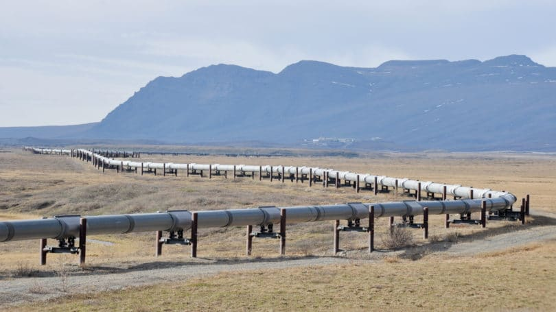 Pipeline Best Oil Transport