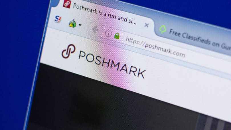 Poshmark Logo Website Buy Sell