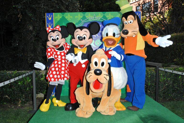 Save Disneyland Disney World