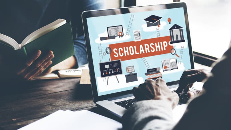 Scholarship Finding Online Laptop
