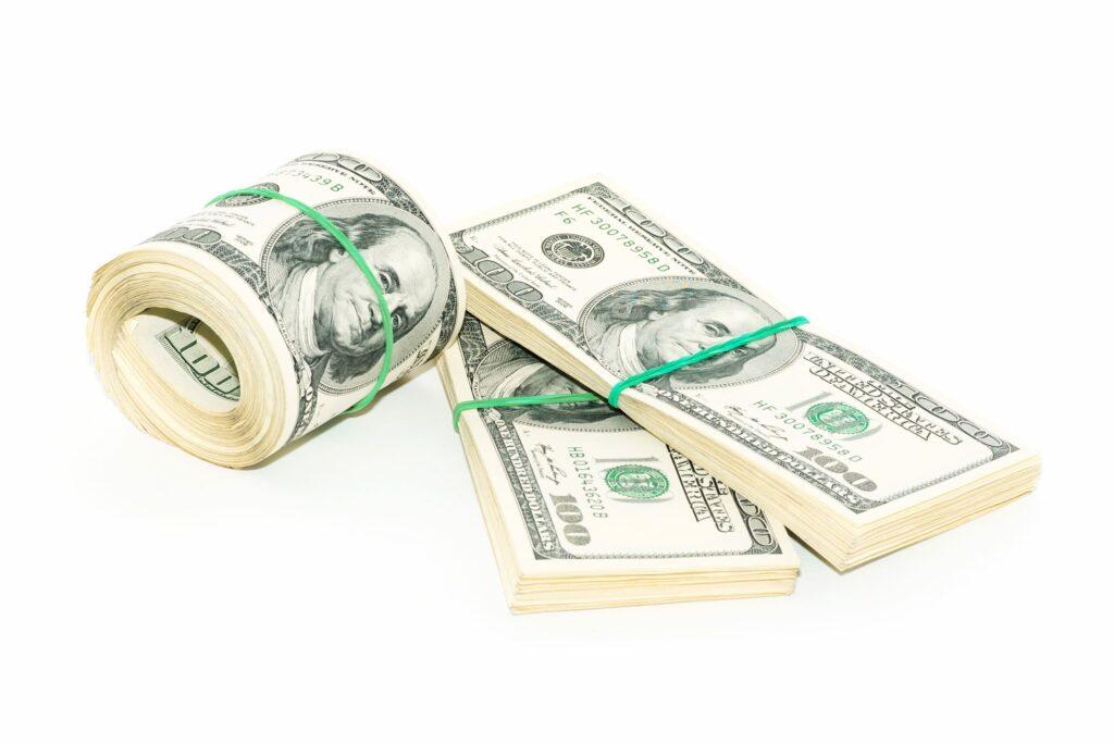 Twenty Percent Money Return