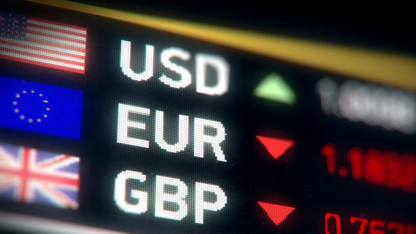 Usd Eur Gbp European British Stock Market