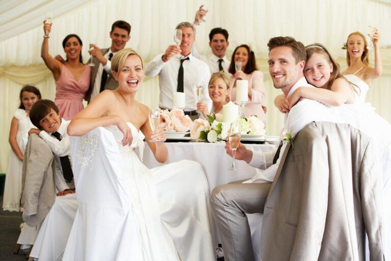 Attend Weddings Budget Guest