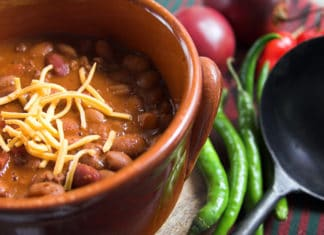 Best Homemade Chili Recipe